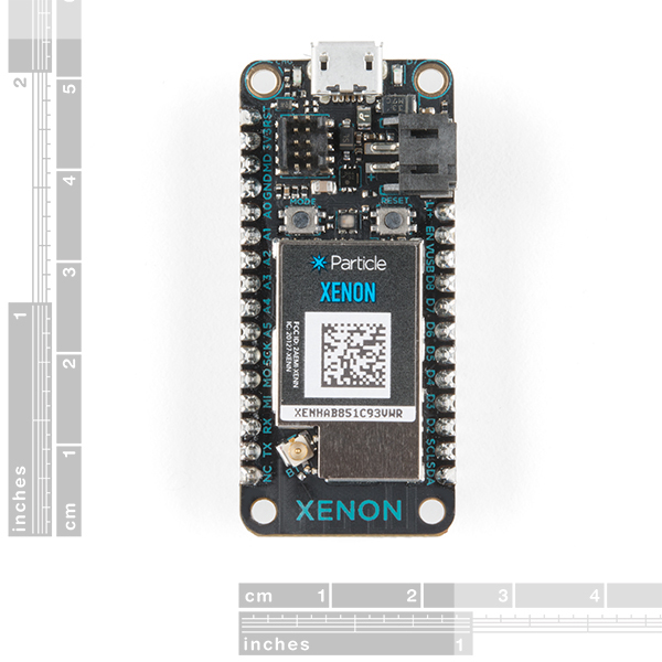 Particle Xenon IoT Development Kit