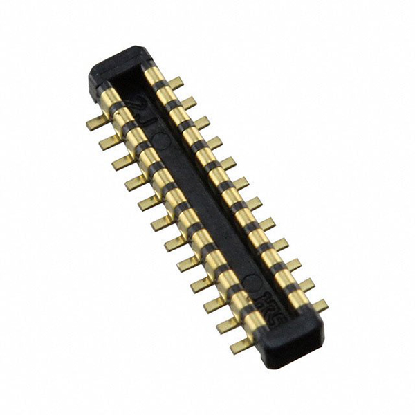 Vertical SMT Connector - 0.4mm, 24-Pin