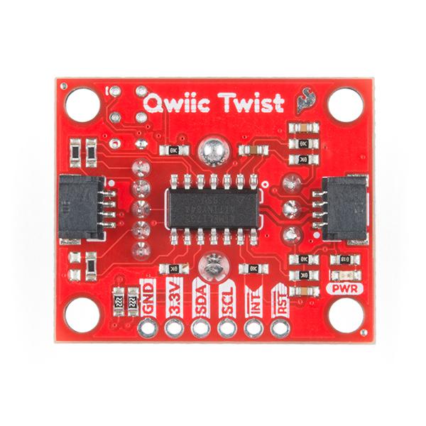 SparkFun Qwiic Twist - RGB Rotary Encoder Breakout