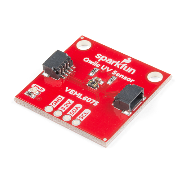 SparkFun UV Light Sensor Breakout - VEML6075 (Qwiic)