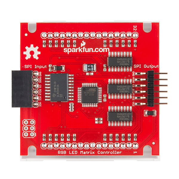 Sparkfun led matrix serial interface redgreenblue com 00760 sparkfun led matrix serial interface redgreenblue swarovskicordoba Gallery