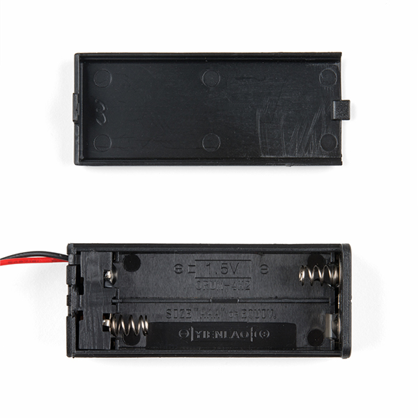 micro:bit Battery Holder - 2xAAA (JST-PH)