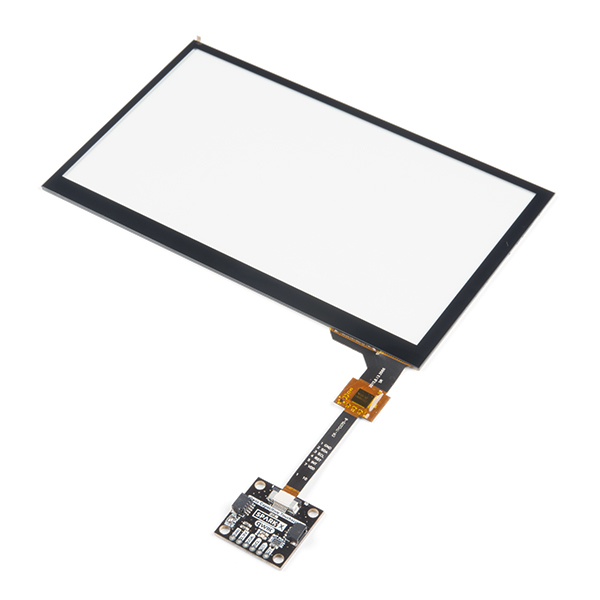 Qwiic Capacitive Touch Panel 7 In