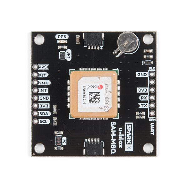 GPS Breakout Ublox SAM-M8Q (Qwiic)
