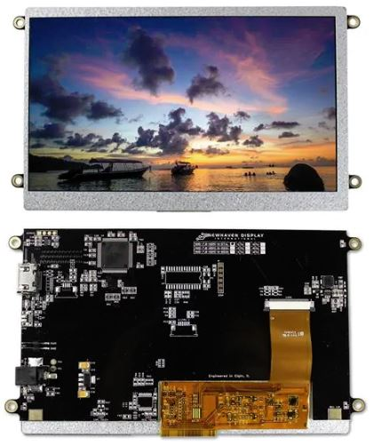 Capacitive Standard LCD Board - 7.0in (HDMI)