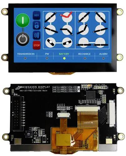 EVE2 Premium LCD Board - 4.3in (TFT)
