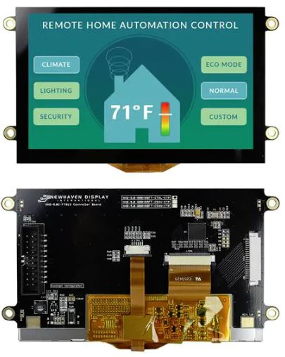 EVE2 Premium LCD Board - 5.0in (TFT)