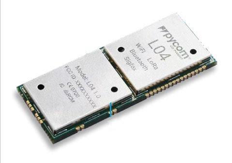 Pycom L04 Module