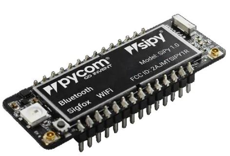 Pycom SiPy - 14dBm