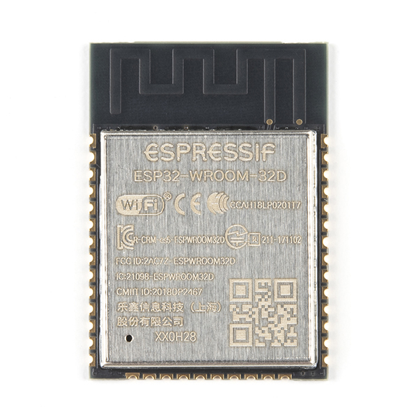 ESP32 WROOM MCU Module - 16MB (Chip Antenna)