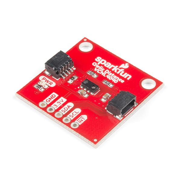 金沙线上娱乐场SparkFun接近传感器突破- 20cm,VCNL4040(QWIIC)