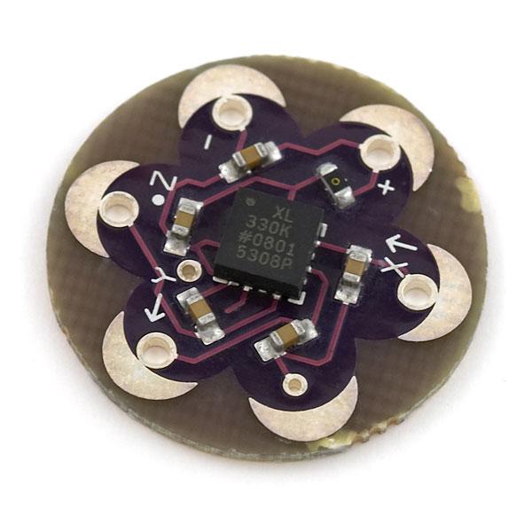 LilyPad Accelerometer