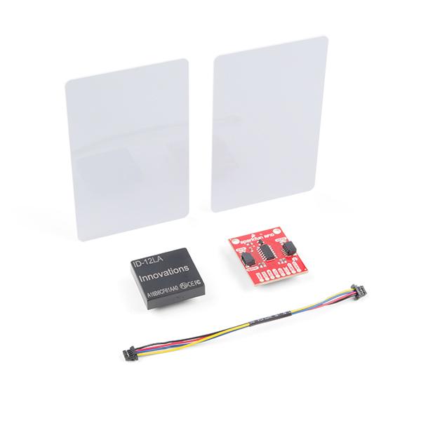 金沙线上娱乐场SparkFun RFID Qwiic Kit