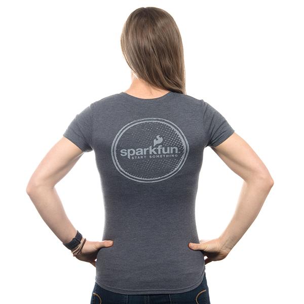 Master of Coin Women's Shirt - XL (Gray)