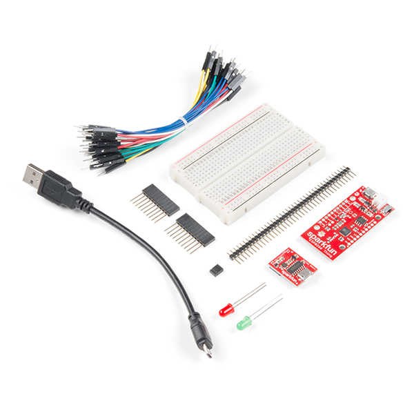 SparkFun ESP8266 Thing Starter Kit