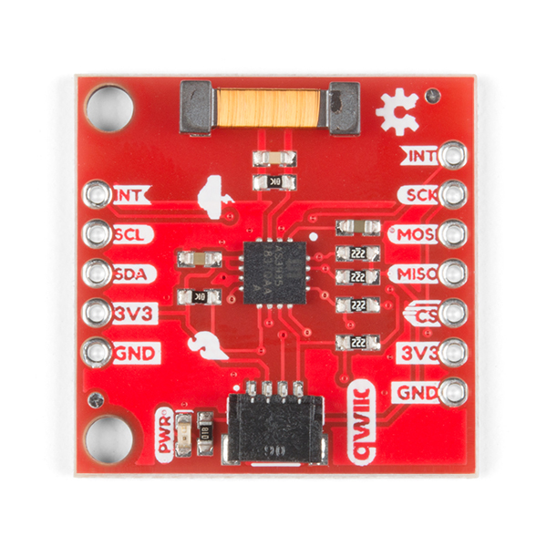 SparkFun Lightning Detector - AS3935 (Qwiic)