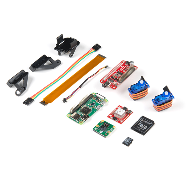 SparkFun Basic Autonomous Kit for Sphero RVR