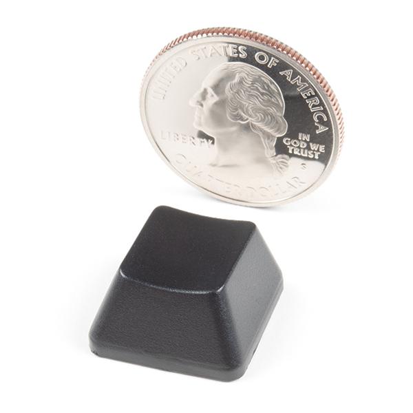 Cherry MX Keycap - R2 (Opaque Black)