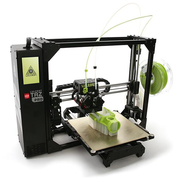 TAZ Pro 3D Printer