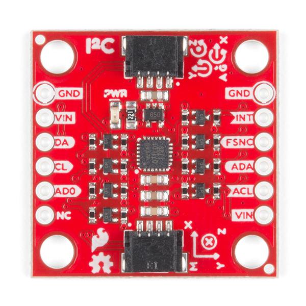 SparkFun 9DoF IMU Breakout - ICM-20948 (Qwiic)