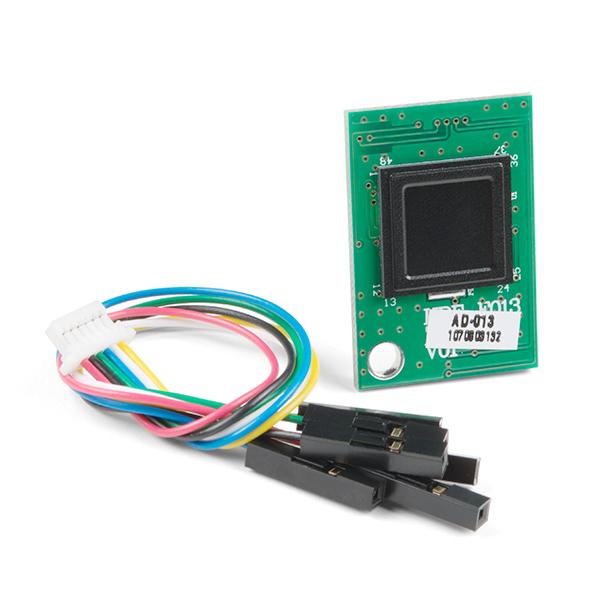 Capacitive Fingerprint Scanner - UART (AD-013)