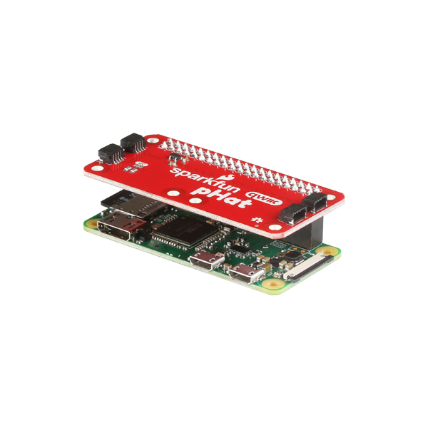 SparkFun Qwiic pHAT for Raspberry Pi