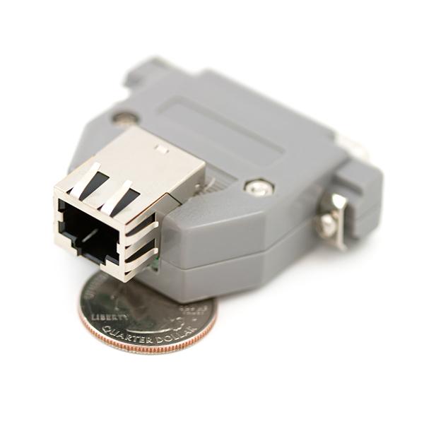 Ethernet Micro Web Device