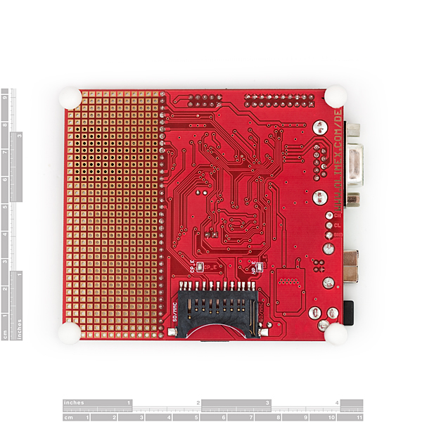Prototype Board for STM32 - DEV-08560 - SparkFun Electronics