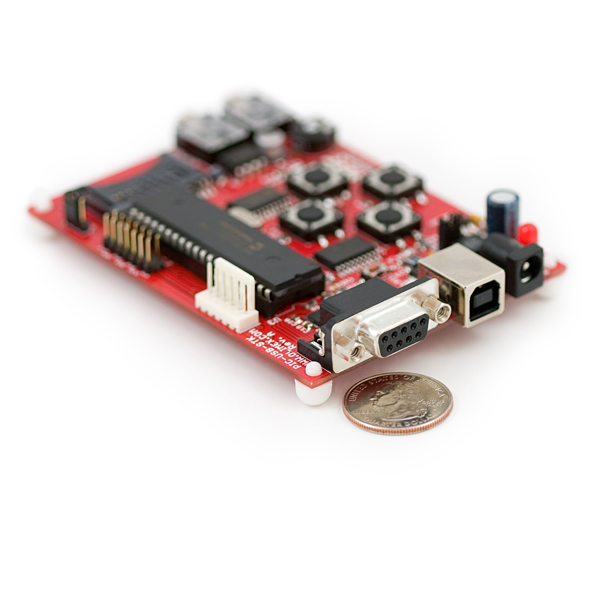 USB PIC Development Board