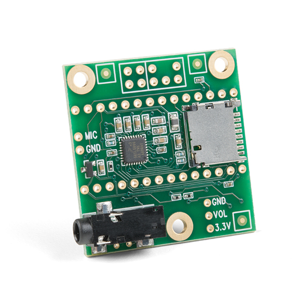 Teensy Audio Adaptor Board