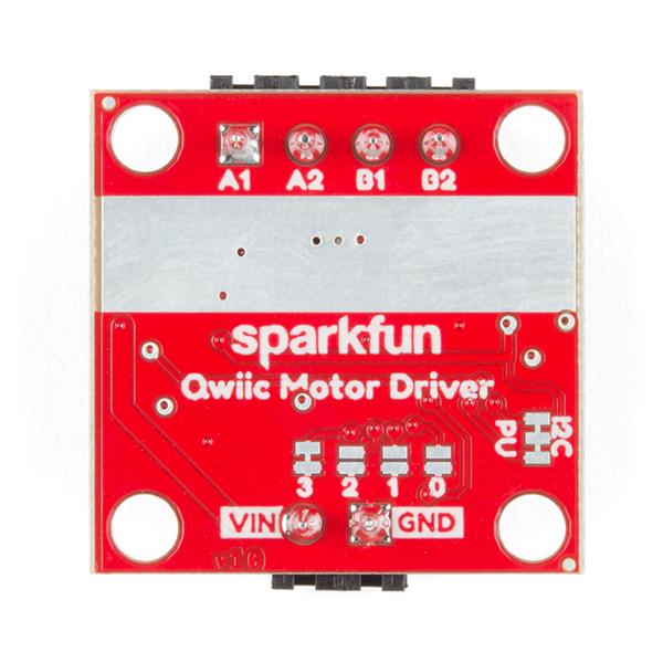 SparkFun Qwiic Motor Driver