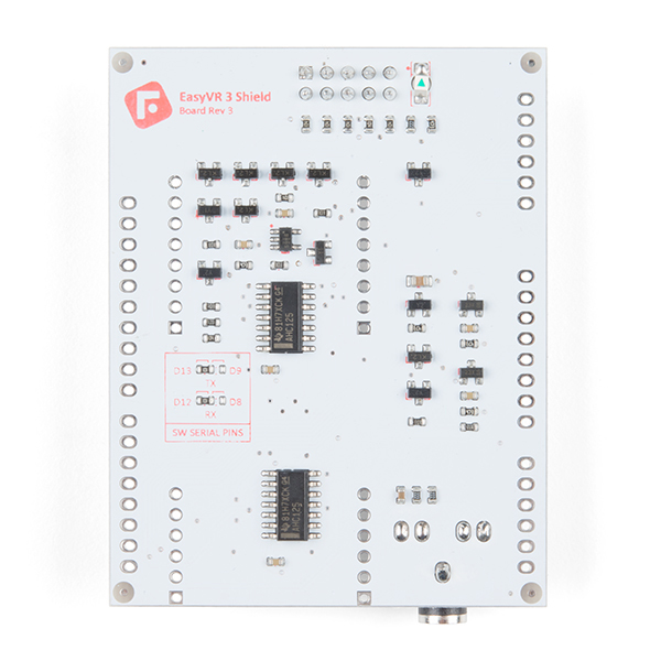EasyVR 3 Plus Shield for Arduino