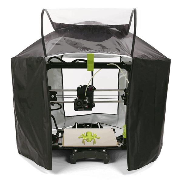 Nylon LulzBot 3D Printer Enclosure