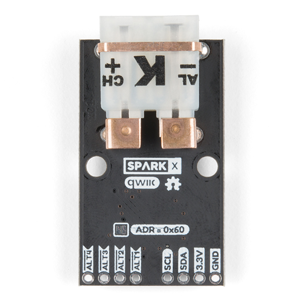 Qwiic Thermocouple Amplifier - MCP9600