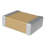 Multilayer Ceramic Capacitor - 1pF/50V