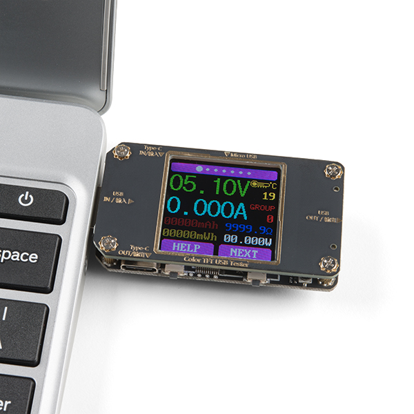 USB Power Meter (Color TFT LCD)