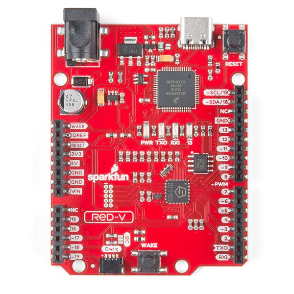 SparkFun RED-V RedBoard - SiFive RISC-V FE310 SoC
