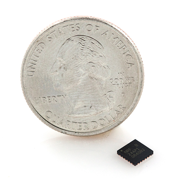 2.4GHz Transceiver IC - nRF24AP1
