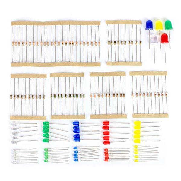 LED and Resistor Kit
