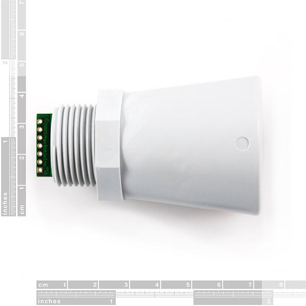 Ultrasonic Range Finder - XL-MaxSonar-WR