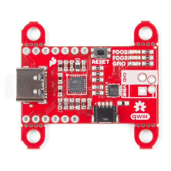 SparkFun Power Delivery Board - USB-C (Qwiic)