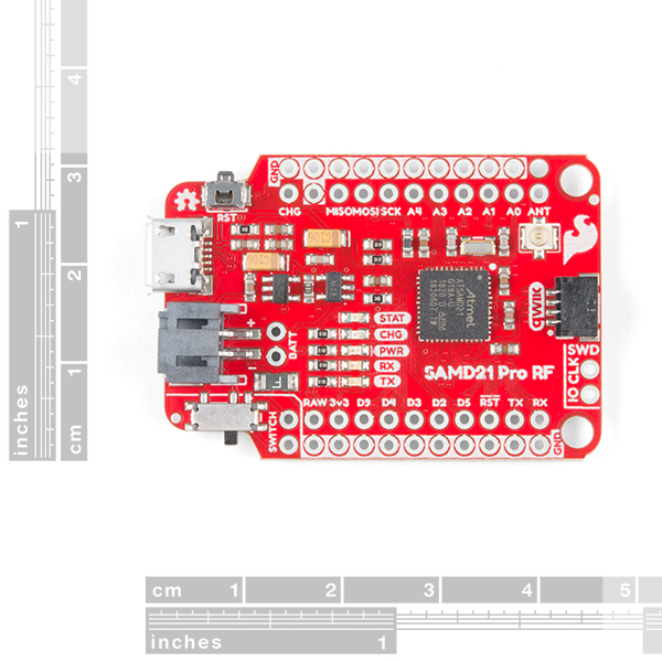 SparkFun Pro RF - LoRa, 915MHz (SAMD21)