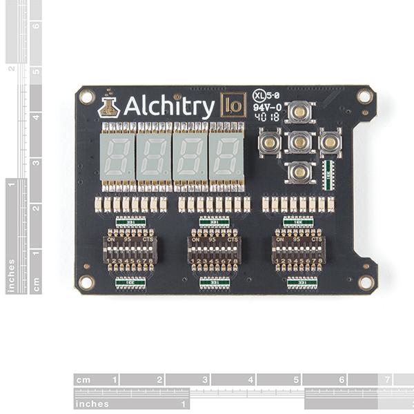 Alchitry Io Element Board