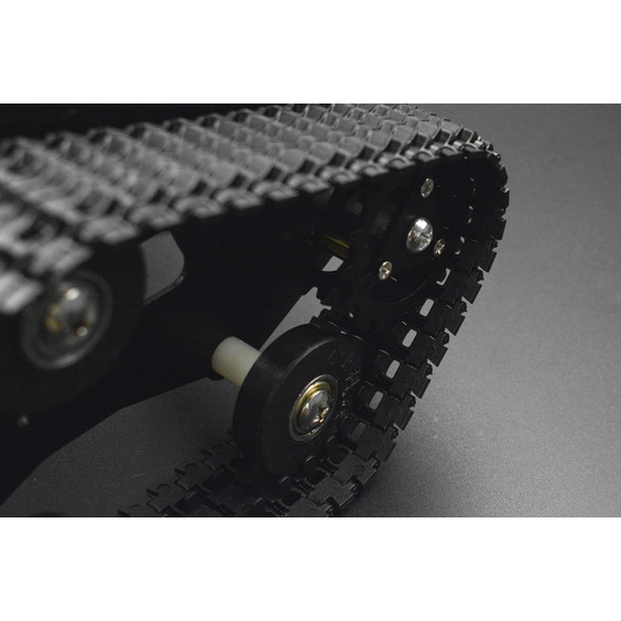 "DFRobot Accessories ""Forerunner""-Tracked Chassis"