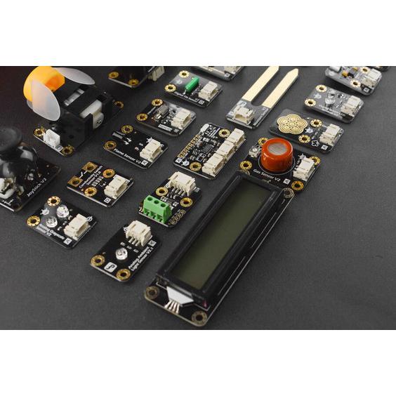Multiple Function Sensor Modules Gravity: 37 Pcs Sensor Set