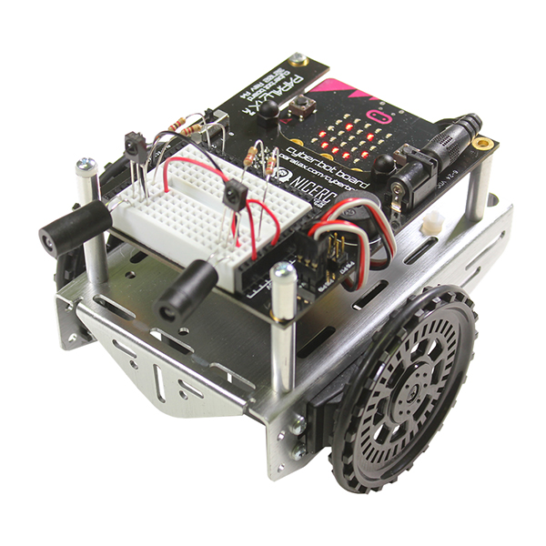 cyber:bot Robot Kit - with micro:bit