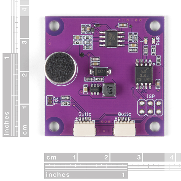 Zio Qwiic Loudness Sensor
