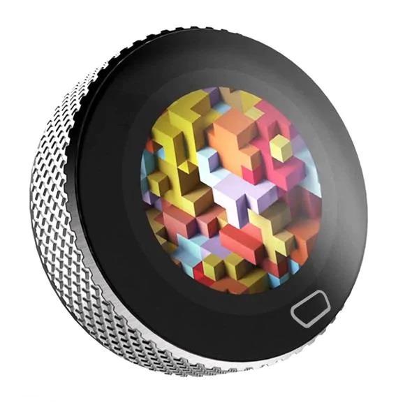 Grayhill Touch Encoder Diamond Knurl - USB 2.0