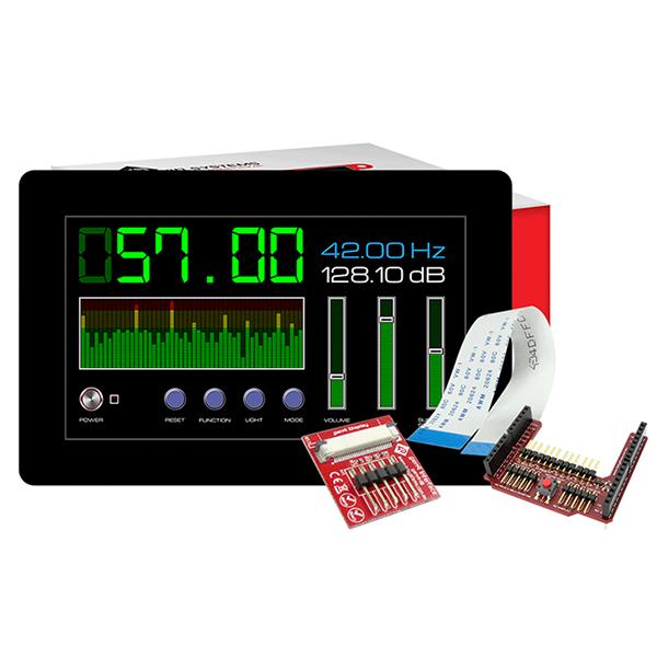"7.0"" Gen4 Display for Arduino"