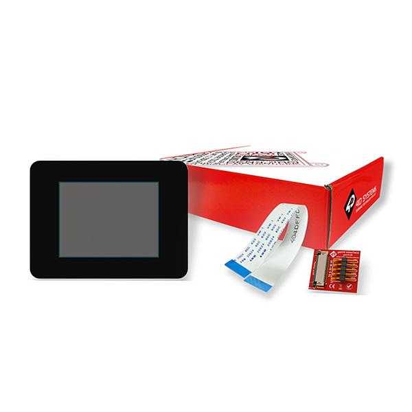 """2.4"""" Gen4 Display with Diablo16 - Cover Lens Bezel"""
